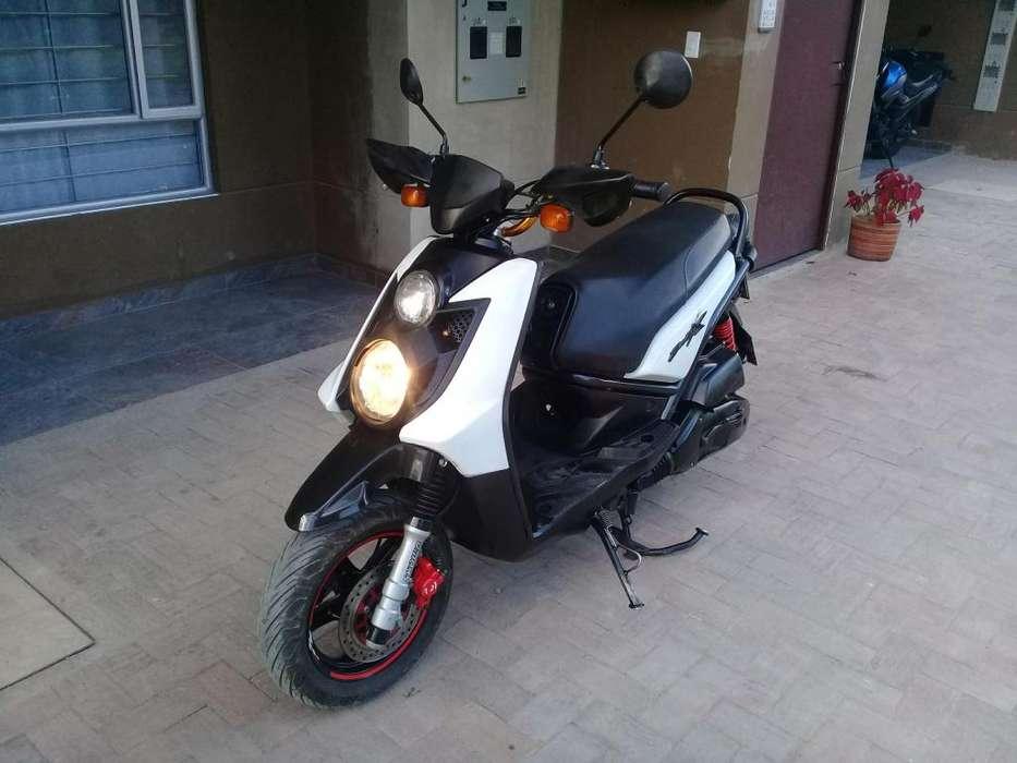 Yamaha Bws 125 4t