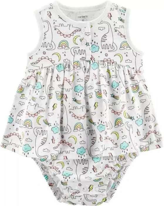 Vestido Carter's para Nena de 6 Meses