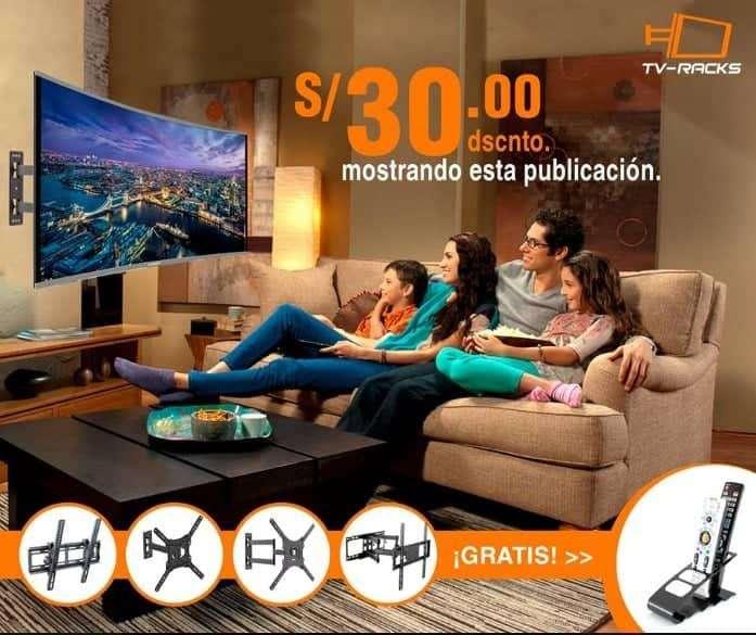 ¡¡Cyber WOW!! - TV RACKS: Los mejores Soportes y Muebles para tu TV Tlf. 615757