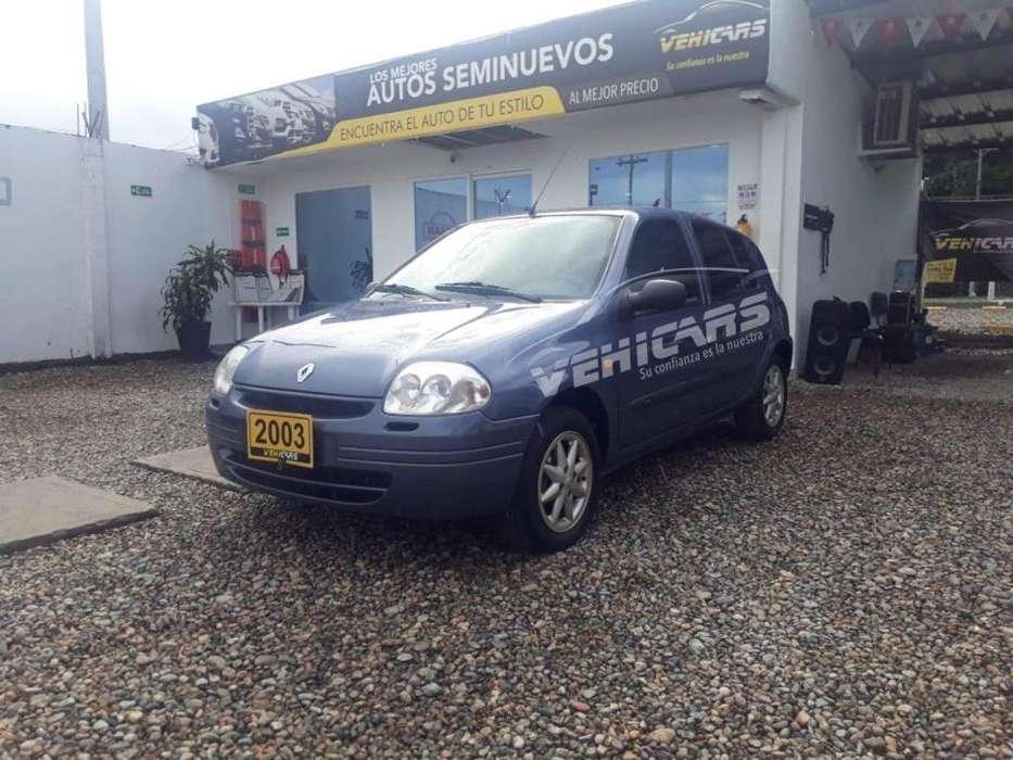 Renault Clio  2003 - 118000 km