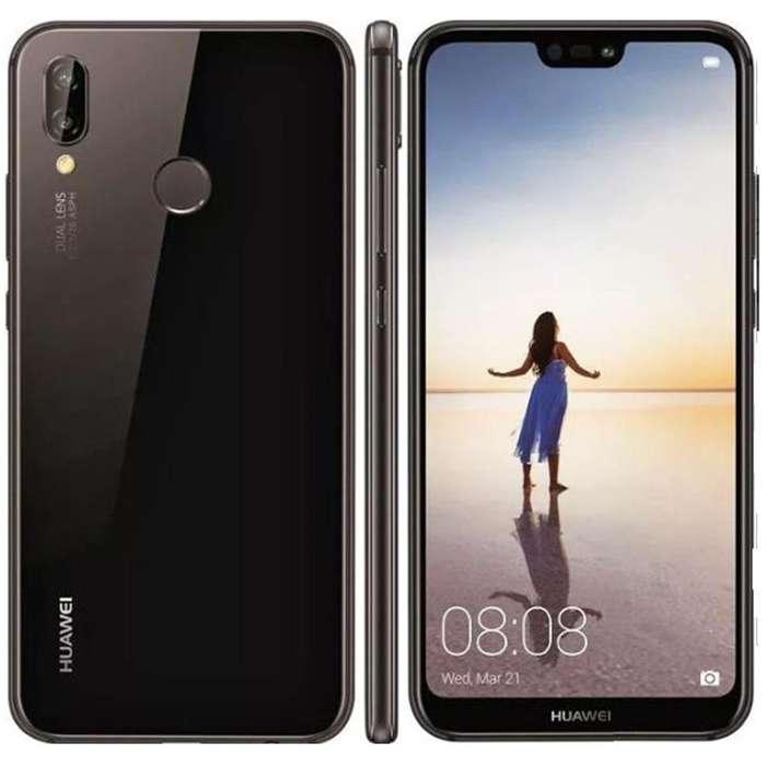 Huawei P20 Lite Negro 32 Gb con Garantía Libre Factura