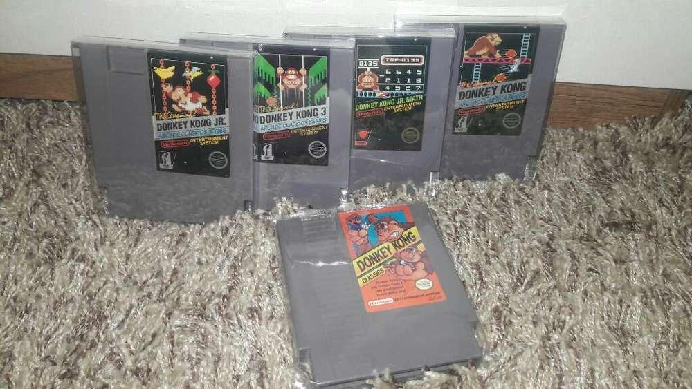 Juegos de Nintendo Nes Snes