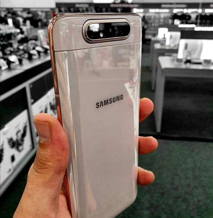 <strong>samsung</strong> A80 128GB Nuevos Sellados Garantía