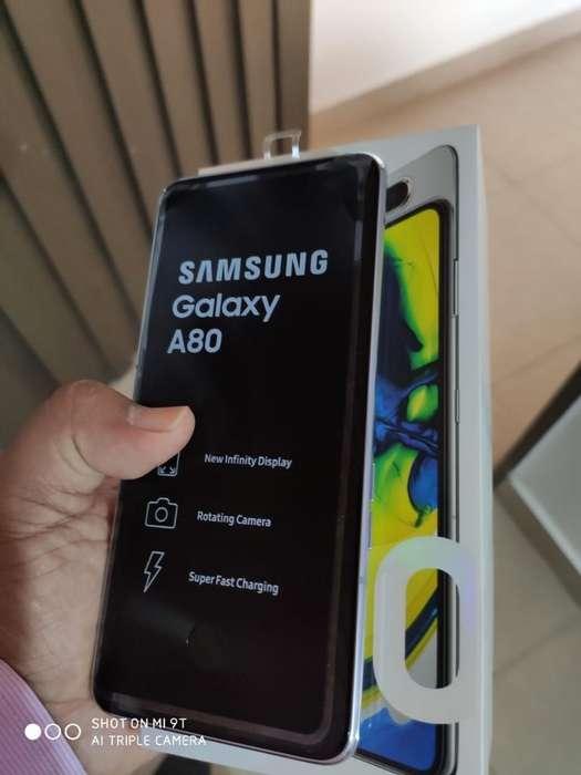 Vendo Samsung Galaxy A80