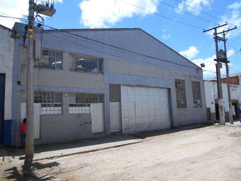 Cod. VBIRE5687 Bodega En Arriendo/venta En Bogota Zona Industrial