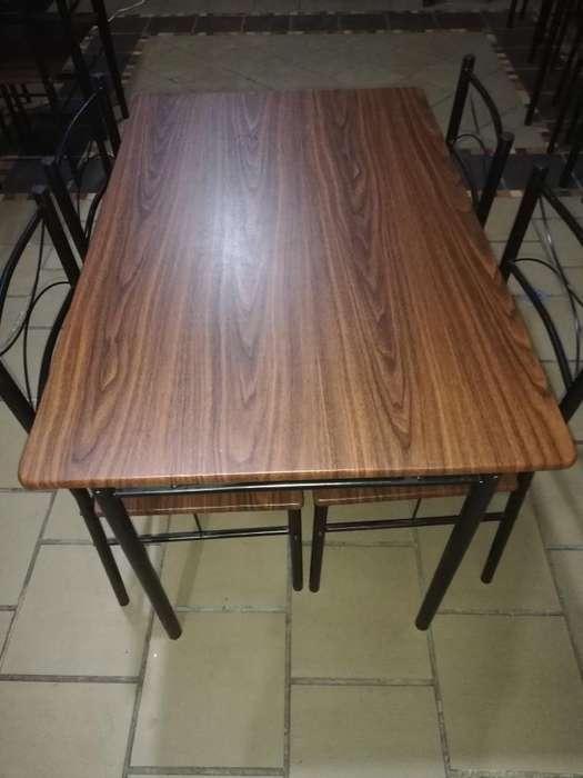 Mesas para Restaurante 6 con 24 <strong>silla</strong>s