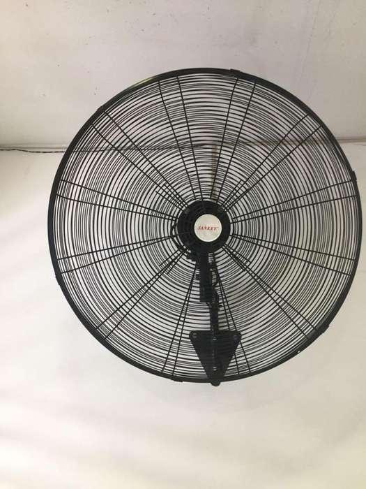 Ventilador Industrial Sankey 30