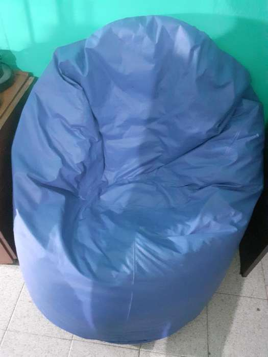 Puff Azul