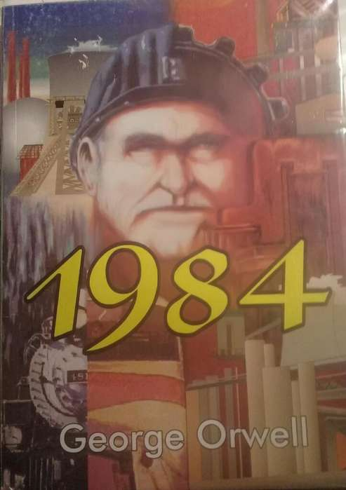 1984 George Orwell Impecable