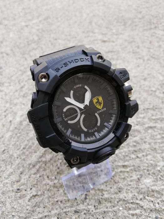 Reloj Casio Gshock Funcional