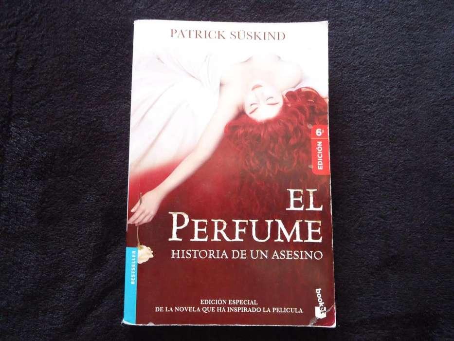 Libro El perfume historia de un asesino Autor Patrick Süskind Libro Original
