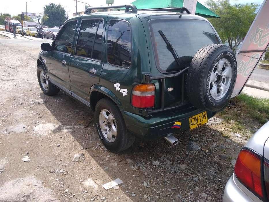 Kia Sportage 1995 - 280000 km