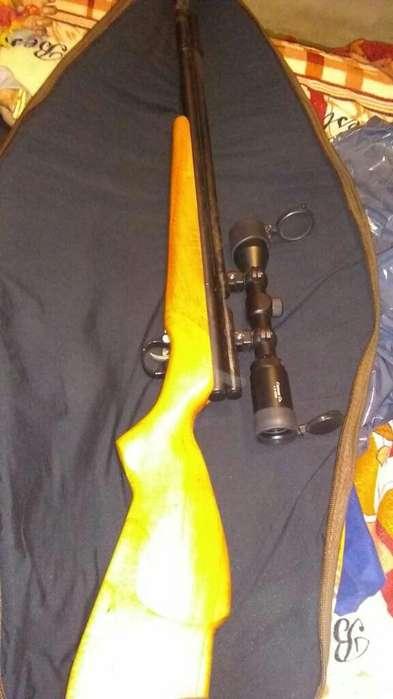 Rifle 6,35 Contodo