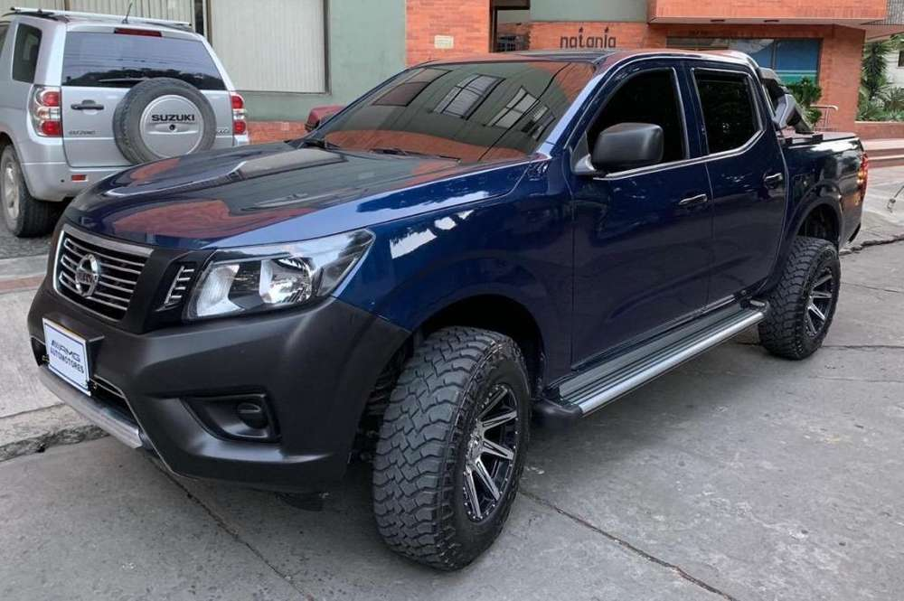Nissan Frontier 2017 - 40000 km
