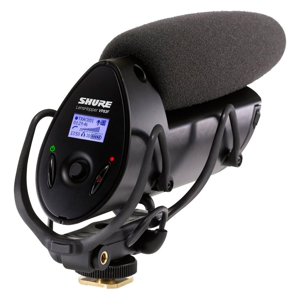 Micrófono Shure VP83F