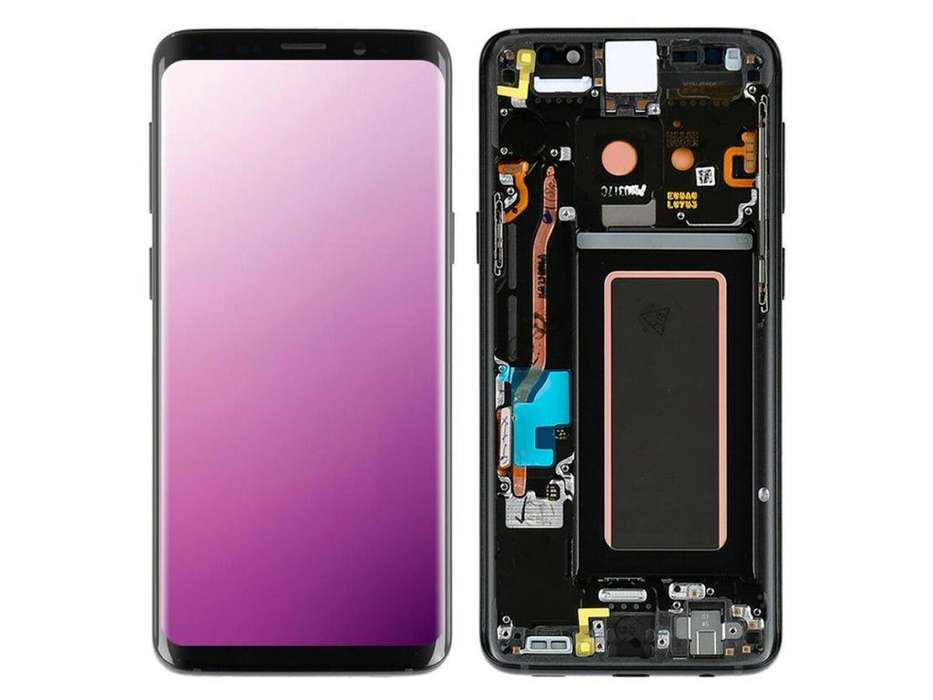 Display Pantalla Lcd Samsung S9 Plus con marco