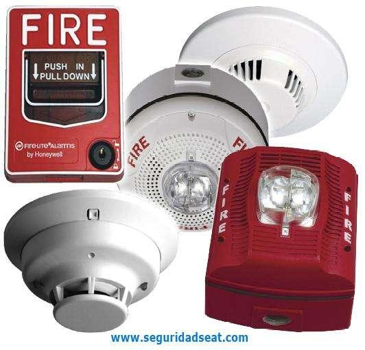 Alarmas Contra Incendio en Cali. Seguridad para detección incendios.