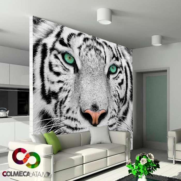Fotomurales O Papel Tapiz Decorativos 3d