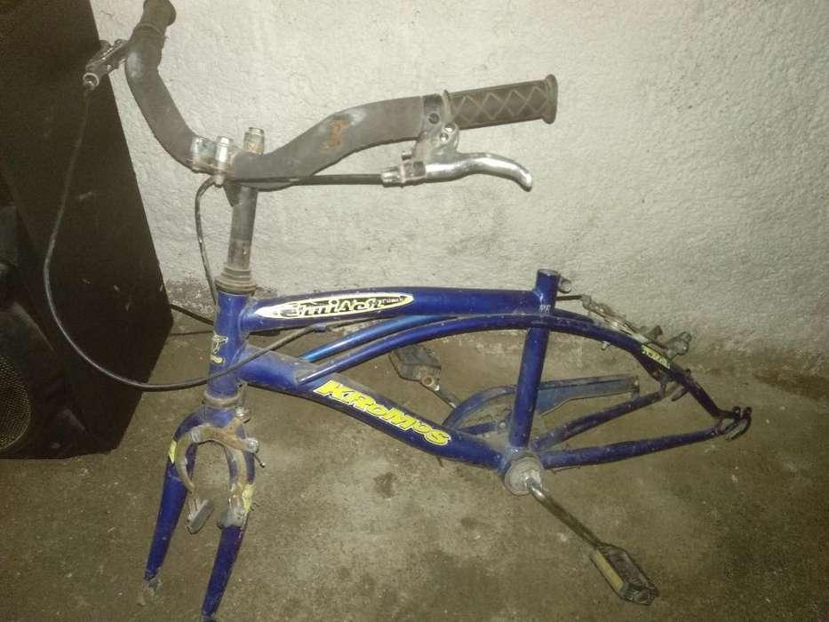 Cuadro de Bicicleta Rodado 14
