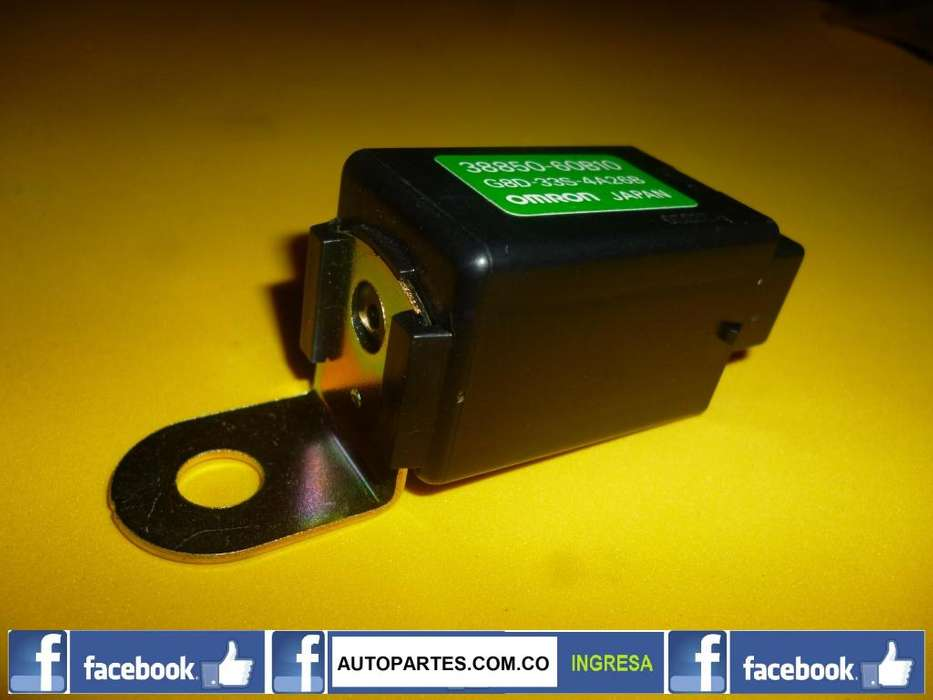 Relay bomba de combustible <strong>chevrolet</strong> SWIFT 1.3 1991 1994 CELULAR: 3108848841