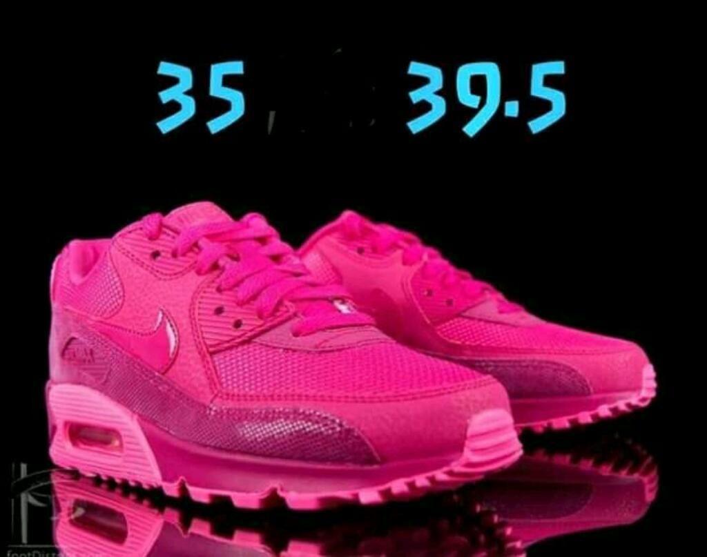 60c7862421 Nike Airmax Talla 35-38-39 No Adidas Dc - Lima