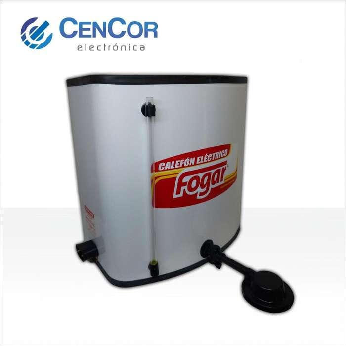 Calefon Electrico Enlozado 20 Litros Fogar! CenCor Electrónica