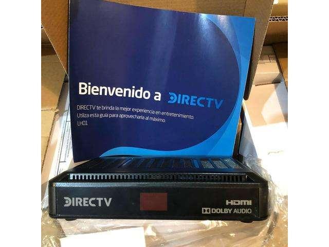 TELEVISION SATELITAL EN PREPAGO DIRECTV