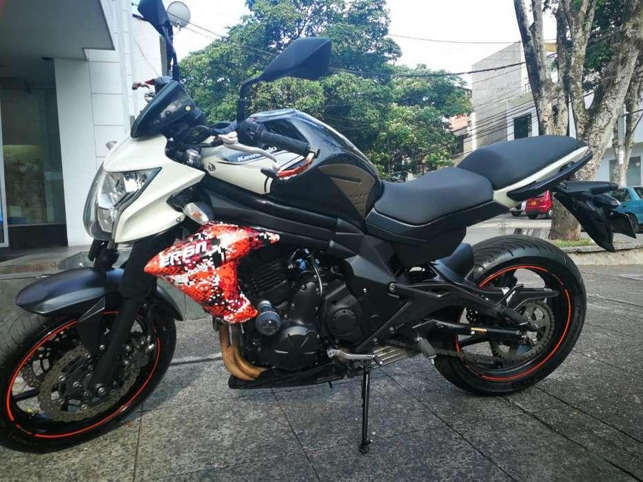 <strong>kawasaki</strong> Er6n Fz6 Gsr Mt07 Xt660 Xtz Ns