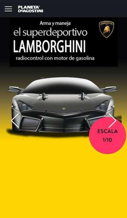 Lamborghini Reventón Escala 1:10 Rc
