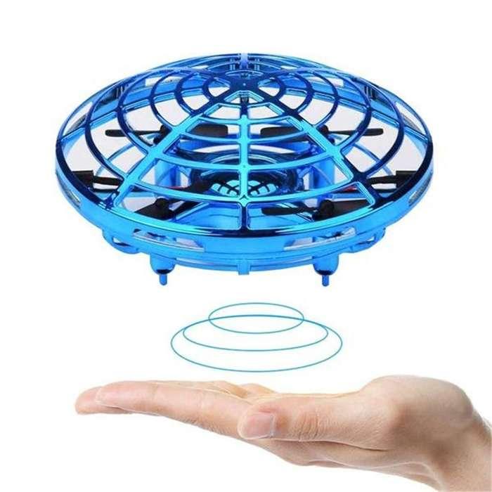 Mini Drone Manual Auto Vuleo Anti Colisión