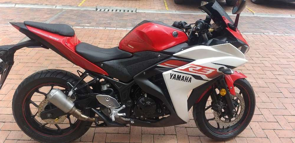 <strong>yamaha</strong> R3 11'500 Md 2015