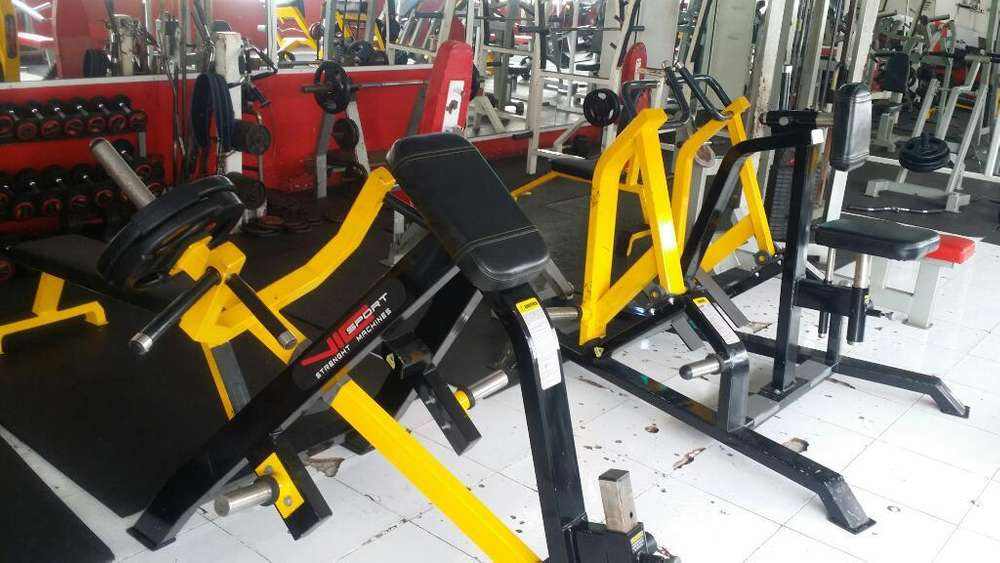 Venta Equipos de Gym