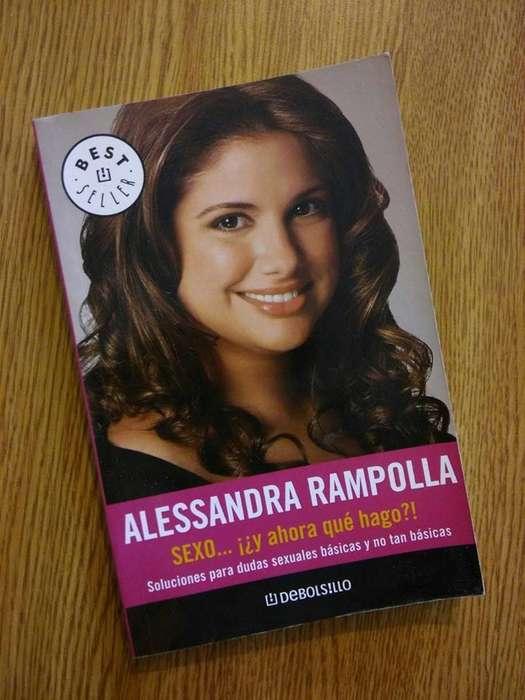 Libro de Alessandra Rampolla - Sexo ¡¿y Ahora que Hago?!