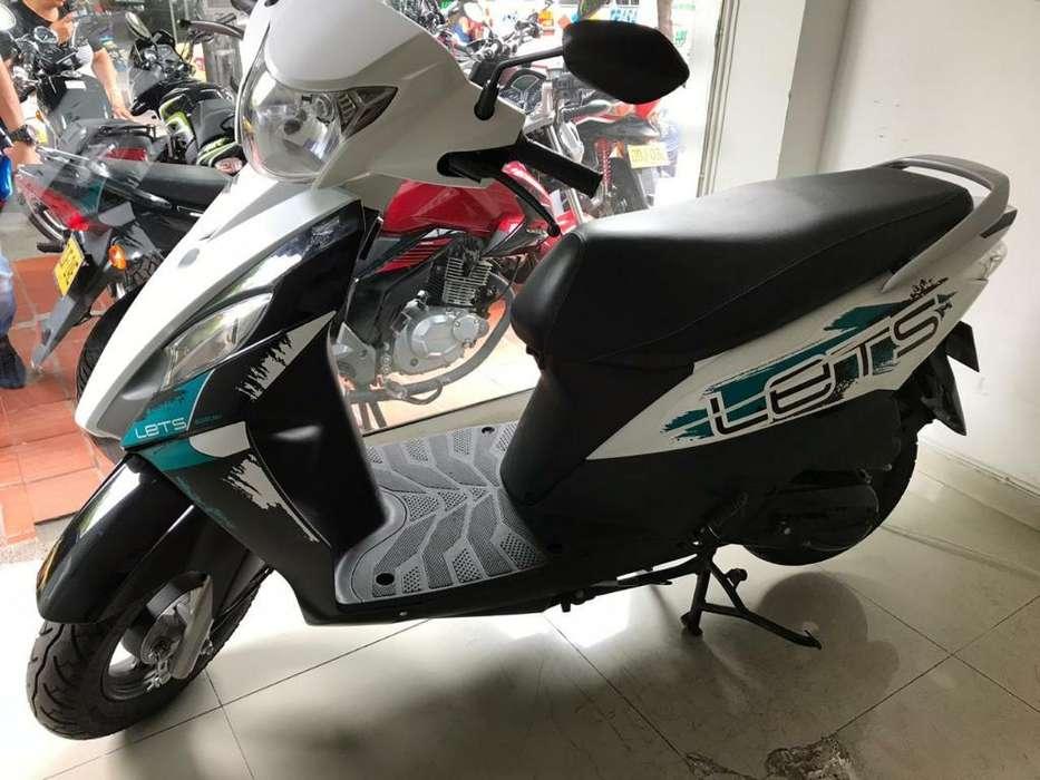 Suzuki Let's Modelo 2019