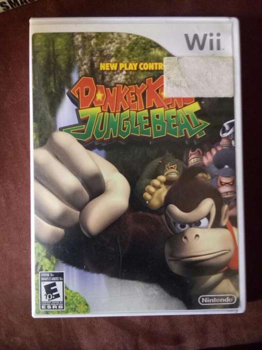 Donkeykong Nintendo Wii
