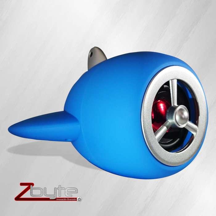 Air Craft Speaker Azul