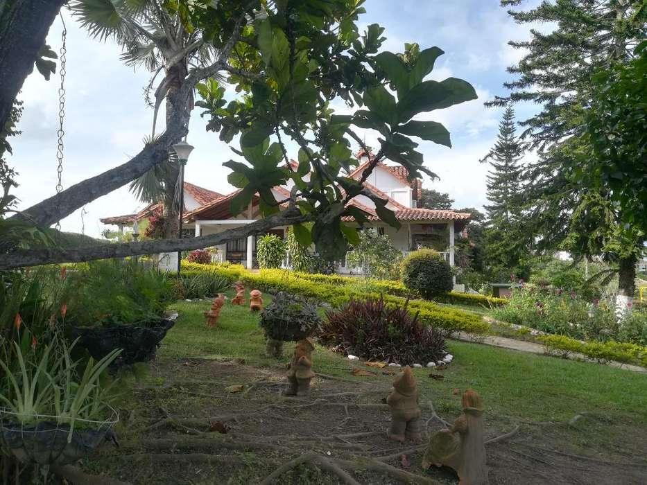 Alquiler Casa de Campo Mesa de Los Santo