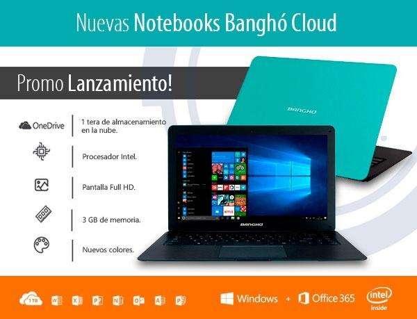BANGHO CLOUD PRO NOTEBOOK 14 3GB RAM SUPER BARATA 12 X 1170 TODAS LAS TARJ! DIGIOFERTAS CORDOBA LOCAL A LA CALLE