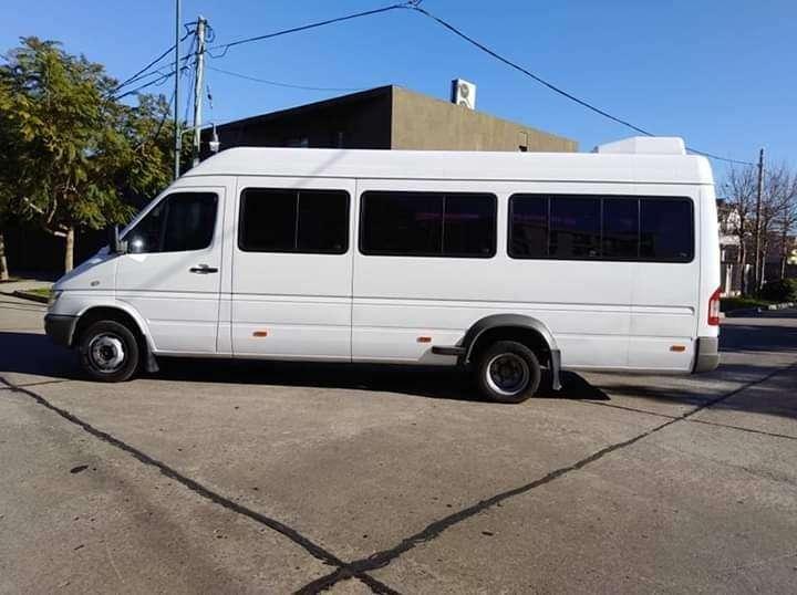 Mercedes Benz 413 Minibus 19 1 Cdi/c 4025