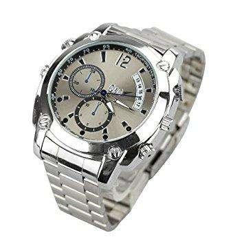 CL20 Camara Reloj Pulso Ejecutivo V.Nocturna Mp3 1080p FullHd 32gb INCLUIDA GRATIS