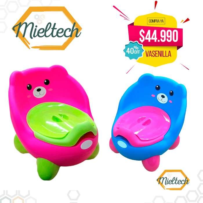 inodoro portatil vasenilla para bebes y niños entrenamiento Orinal en forma de oso