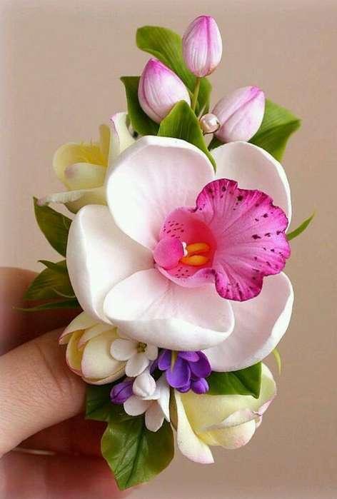 Aaa Vendo Flores Porcelanicron