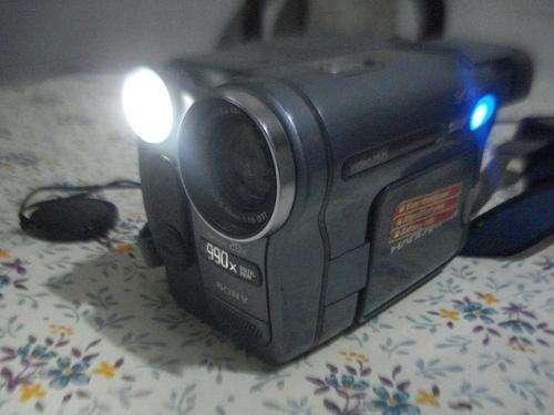 Filmadora Sony Trv 128 Completa Y Funcionando Bateria 3 Hora