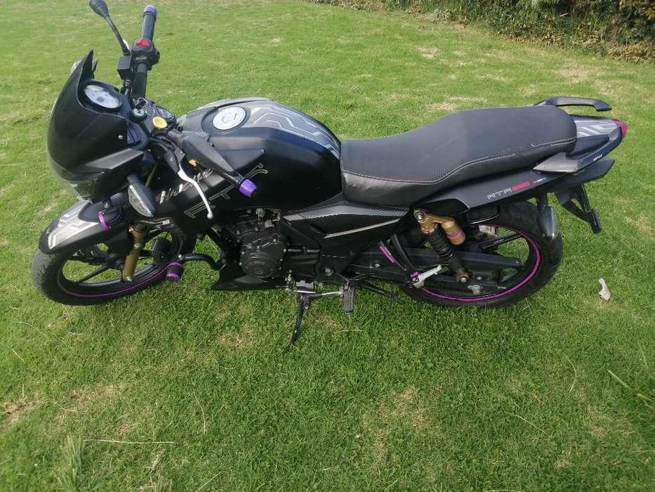 Se Vende Moto Tvs Apache 180