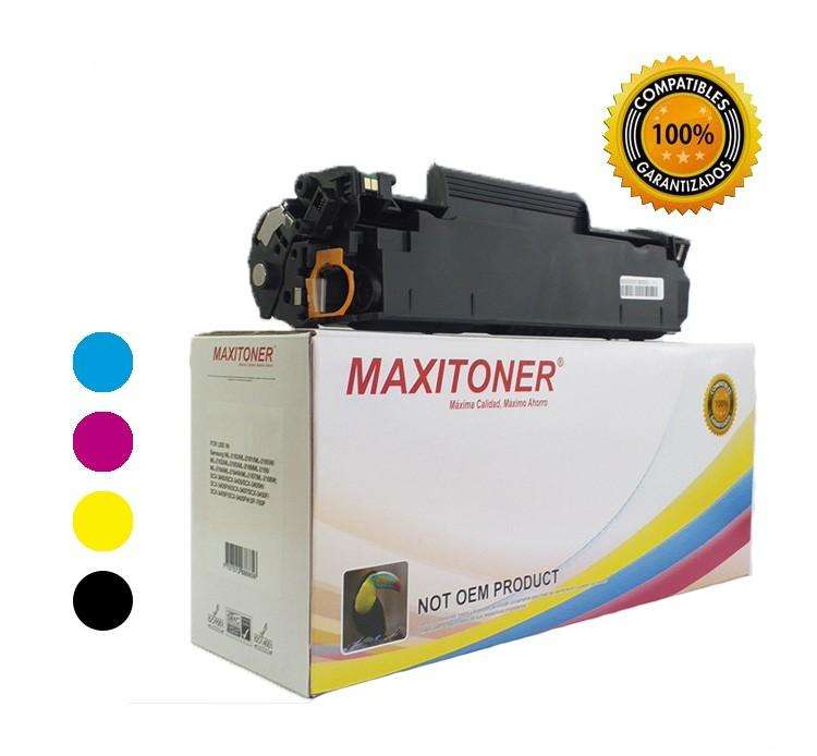 Toner Hp 126a Color Laserjet Ce310a/ce311a/ce312a/ce313a Pro