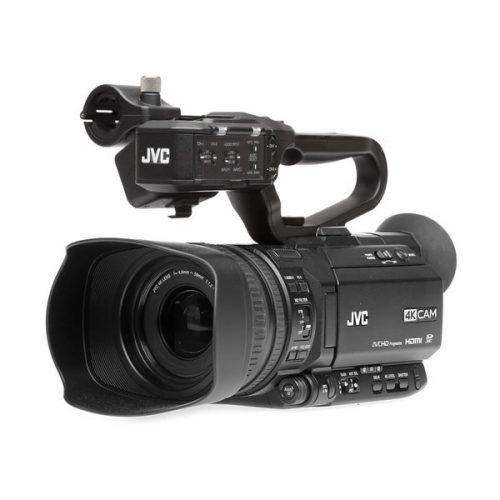 JVC GYHM250 UHD 4K