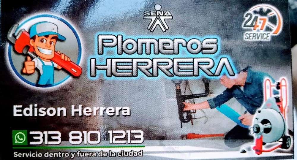 Plomeros Herrera 24 Horas.
