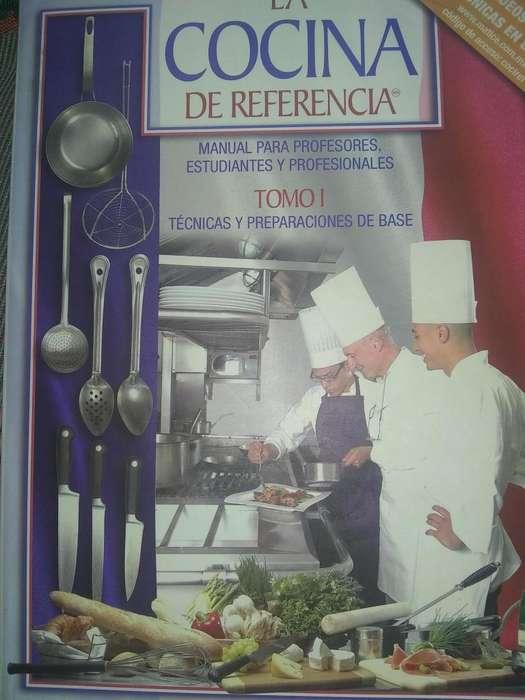 El mejor libro de técnicas y recetas gastronómicas!!