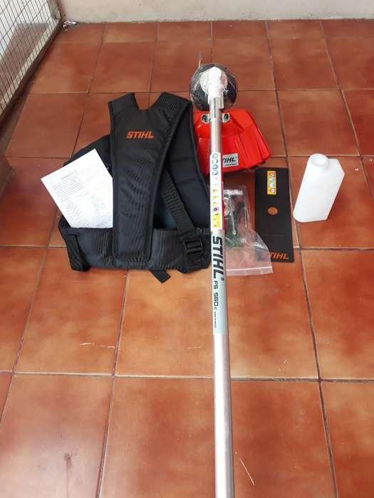 Motoguadaña Profesional Stihl Fs560 Nuev