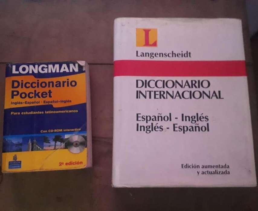 Diccionarios de ingles